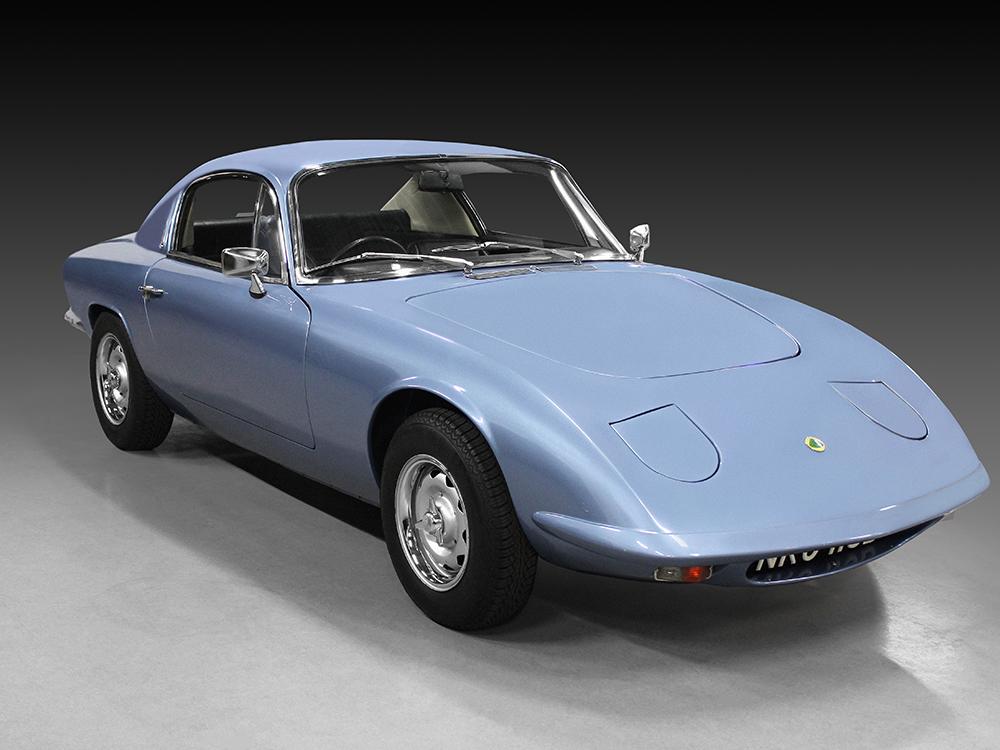 planex cars lotus metier ii 1965 年